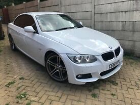 BMW 320d M Sport Convertible Auo / Full BMW S.H