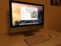 iMac 21.5 i5 (Late 2012) perfect condition, barely used