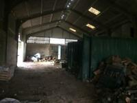 Agricultural barn 2000sq ft