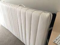 Sultan Favang single mattress. Used twice. 91cm wide x 198 long. VGC