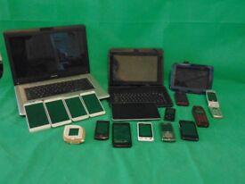 Mix Phones Samsung's,Nokia's ect + Tablets