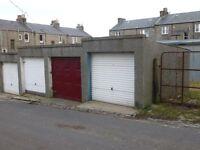 Single car garage Pittodrie Lane