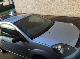 2006 Ford Fiesta Zetec Climate - MOT until End May 2017. Good condition. Sad to see go...