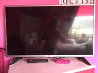 32 inch television