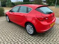 Vauxhall Astra 2016 low mileage 47k like new
