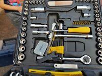 Draper socket set 62pcs