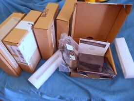 JOB LOT CLEARANCE 85x DELL EXTERNAL MEDIA BAY E-SATA WITH CABLE P/N CDKTD A00