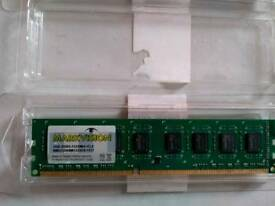 Memory 2gb Ddr3 1333mhz 10664 Mb/s Cl9 Pc3 10600
