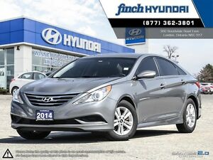 2014 Hyundai Sonata GL 4 Brand New Tires | 1 Owner | Heated s...