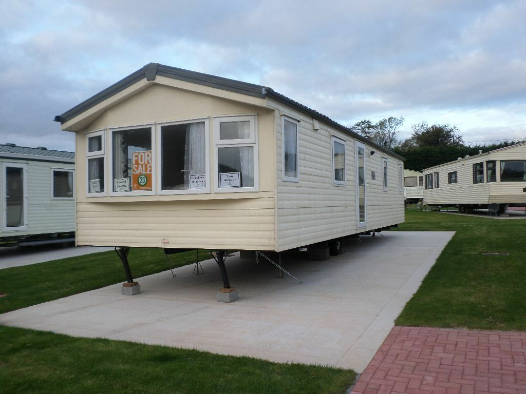 Brand New Europa Cypress Static Caravan For Sale At