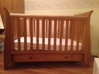 Solid wood Nursery furniture set