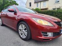 Mazda 6, Diesel, Full Year MOT