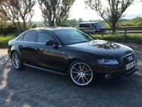 2009 Audi A4 SLine 2.0TDi Long MOT like 325 520 A6 Jetta Passat 320 525 C220 Avensis Exeo Mondeo