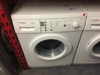 BOSCH CLASSIXX 6KG WASHING MACHINE WHITE