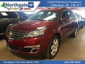 2017 Chevrolet Traverse LT AWD True North Sunroof Finance Availa