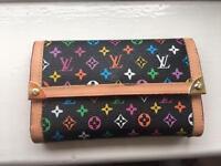 Louis Vuitton Multicoloured Wallet