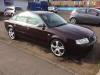 Audi A6 sale/swap for BMW
