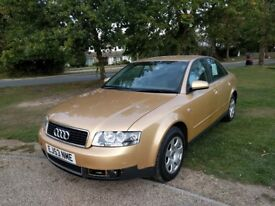 Audi A4 2.0 Petrol Auto CVT 4dr full service history 2 owners from new