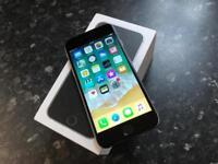 Apple iPhone 6 space grey on Vodaphone (64gb)