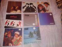 Wham - Vinyl Collection x 8