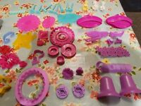 Job lot of cake decorating equipment and magazines LOTS and most unused
