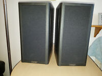 Mission 761i Black speakers (Pair) Amazing sound quality