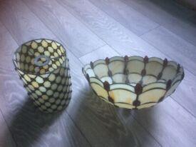 lampshades x 4