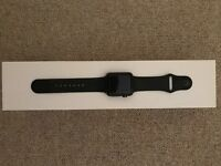 42mm Space Grey Apple Watch