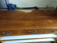 IKEA varde 3 draw kitchen unit