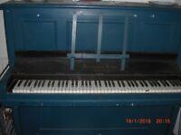 Piano, Merrington Bros., London