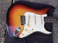 1964 Fender Stratocaster Pre CBS Sunburst