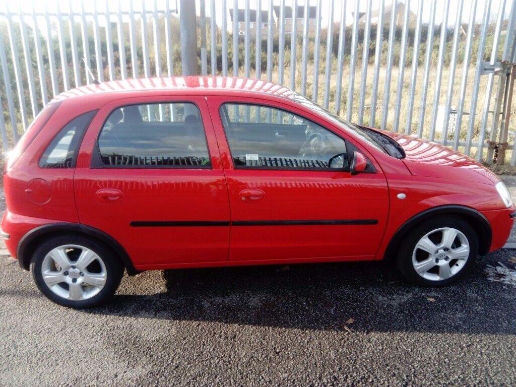 Vauxhall Corsa C Semi Automatic 998cc 12 Months MOT Low Mileage Recent Service
