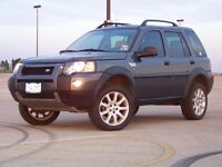 Land Rover Freelander 2004 2005 etc Load cover Black A1 Condition