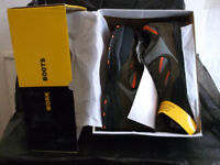 'Sterling' brand of safety trainers (size 9)
