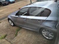 BMW 1 SERIES M-SPORT 120D, 2.0L DIESEL 6 SPEED MANUAL