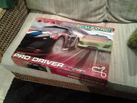 Micro Scalextric (Pro Driver) - used once - still in box