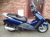 2006 Honda Pantheon FES 125 automatic, 1 owner from new, service history, long MOT, very good runner