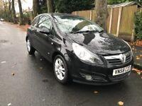 Vauxhall Corsa sxi cdti 12 Months mot full service history