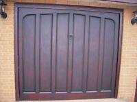 Henderson Fibreglass Garage Door