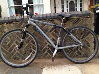 Trek Gary Fisher Bodega Matte Grey Hybrid Bike