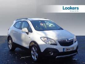 Vauxhall Mokka EXCLUSIV CDTI S/S (white) 2014-03-31