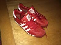 Ladies size 6 Adidas trainers
