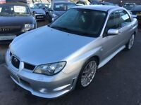 2006/06 SUBARU IMPREZA 2.0 SPORT R,STUNNING LOOKS,MOT UNTIL OCTOBER 2018,LOOKS AND DRIVES WELL
