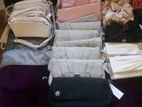 Selection of handbags