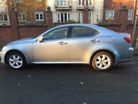 Lexus IS220D Car for sale. 2006 Reg. 2.2 Diesel Manual. Low mileage.