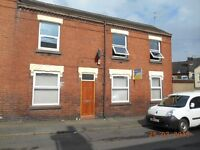 ***LET BY***1 BEDROOM APARTMENT-EVANS STREET-BURSLEM-LOW RENT-NO DEPOSIT-DSS ACCEPTED