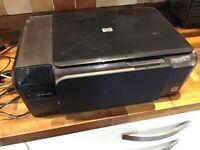 HP Photosmart C4780 Printer and scanner