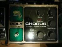 Electro harmonix poly chorus RI