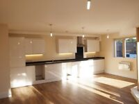 new built two bedroom flat with two bathroom to let on Chingford Mount road