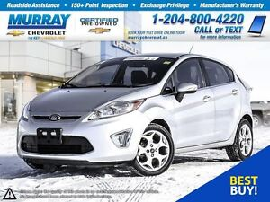 2011 Ford Fiesta SES Hatchback *Leather Heated Seats*